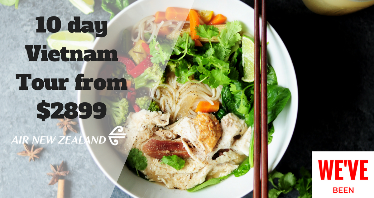 10 day Vietnam Tour from $2899 - The Travel Co