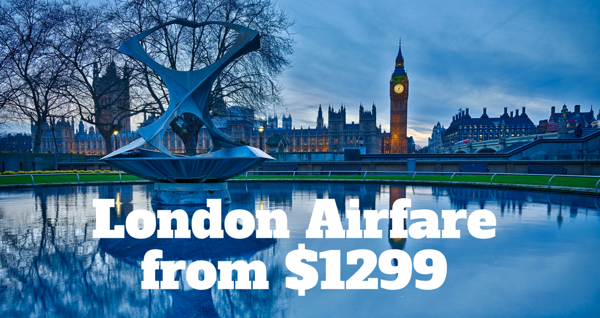Cheap Flights to London (LON) from $269 - KAYAK